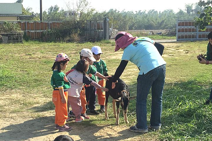 福智佛教基金會、環保署合辦「愛護動物與世界地球日系列活動」