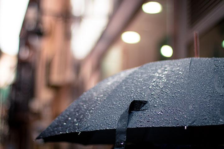 一把小雨傘